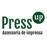 Logo Press UP Assessoria de Imprensa