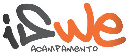 Logo Acampamento Iswe - Press UP Assessoria de Imprensa