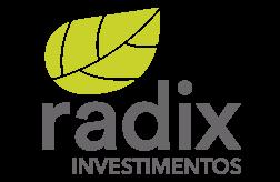 Logo Radix Florestal - Press UP Assessoria de Imprensa