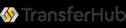 Logo TransferHub - Press UP Assessoria de Imprensa