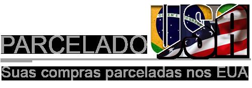 Logo ParceladoUSA - Press UP Assessoria de Imprensa